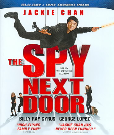 SPY NEXT DOOR BY CHAN,JACKIE (Blu-Ray)
